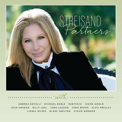 Barbra Streisand - Partners  Cd Pop-Rock Internazionale