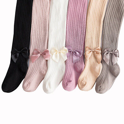 Warmers Cotton Baby Girl Socks Stockings Children's Pantyhose High Knee Sock