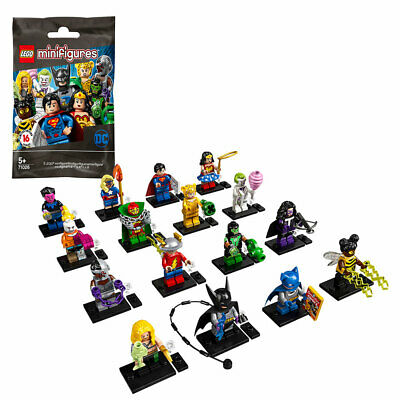 LEGO 71026 DC Super Hero Minifigures Series - Single Packet