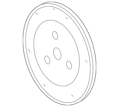 NEW OEM Ford Auto Transmission Flexplate F3TZ-6375-B E4OD 7.3L IDI N//A 1992-1994