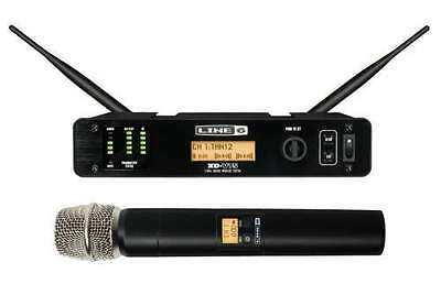 Line 6 XD-V75 Preamp Wireless Professional Microphone