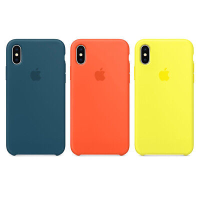 Original Quality Silicone Soft Case For iPhone 11 XR 11 Pro Max 7 6 Plus XS Max