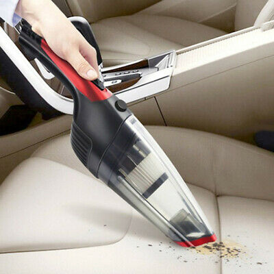4000pa Car Vacuum Cleaner 12V Portable For Auto Mini Hand Held Wet Dry Small