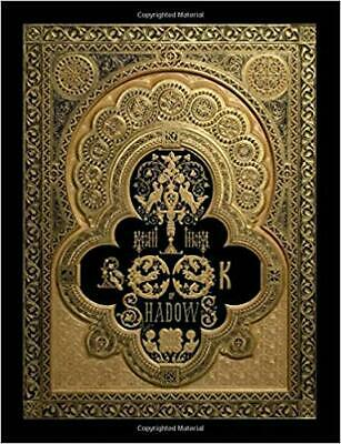 Book of Shadows: Magic Spell, Potion Log , Journal (110 Blank pages) Paperbac...