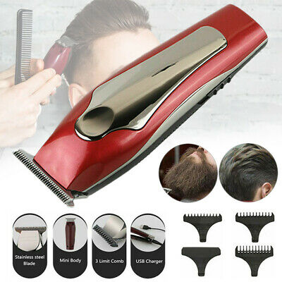 Men Electric Hair Clipper Trimmer Cutter Cutting Machine Beard Barber Razor Tool