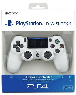 Official Sony Ps4 Dualshock 4 Wireless Controller V2 New & Sealed Free Next Day