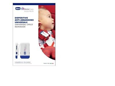 Dispositivo antiabbandono Bebe Care Easy Tech