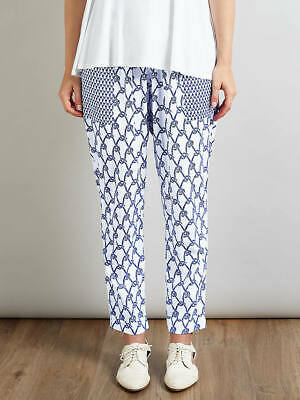 BNWT RRP £79 Somerset By Alice Temperley Cropped Button Jeans UK 8