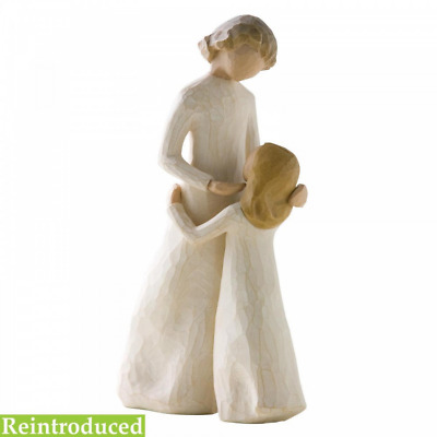 Willow Tree- Mother And Daughter - 26021 - Brand New In Box - Figurine