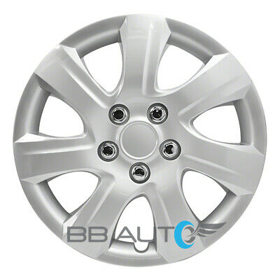 """NEW 16"""" inch Silver Hubcap Wheel Cover for 2010-2011 Toyota Camry"""