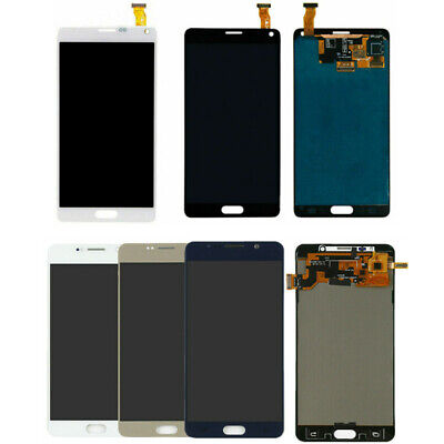 For Samsung Galaxy Note 5/Note 4 LCD Display Touch Screen Digitizer Replacement