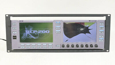 Miranda RCP-200 Advanced Remote Control Panel Densite Kaleido Nvision Routers #3