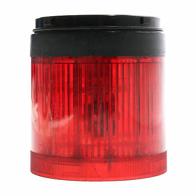 Allen-Bradley 855T-B24Tl4 Steady Led, Control Tower Stack Light 24V, 70Mm, Red