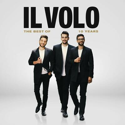 4020727 791980 Audio Cd Volo (Il) - 10 Years: The Best Of (Cd+Dvd)