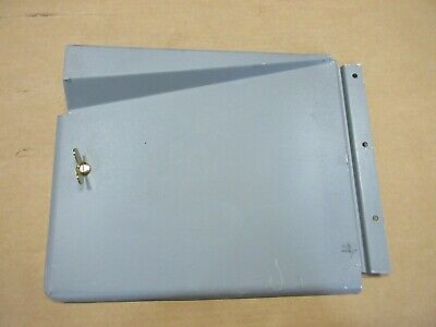 Left battery box door cover for John Deere M MT MC MI  Very nice reproduction