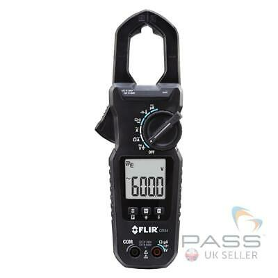 *NEW* FLIR CM44 True RMS AC Clamp Meter w/ Temperature Function