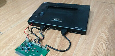 *** Neo Geo AES SNK converted to Jamma Arcade - Serial 4697***
