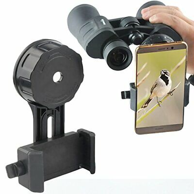 Binocular Spotting Scope Smartphone Adapter and Wire Camera Controller - Gosky