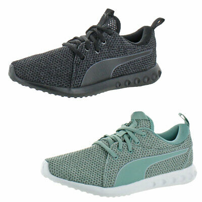 Puma Carson 2 Nature Knit Women's Low-Top Running Trainer Sneaker Shoes