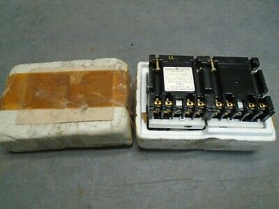 GE CR120C08022AA 300V Industrial relay
