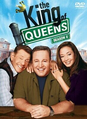 The King of Queens - Season 6 [4 DVD] ZUSTAND SEHR GUT