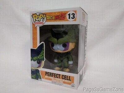 Funko POP! Perfect Cell, DragonBall Z #13