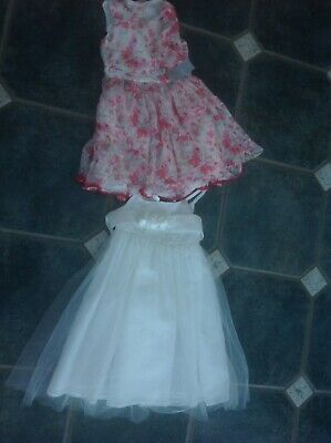 tiger lily debenhams dress age 2 party dress & new tags matalan dress 2/3 yrs