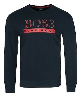 Neu! Herrenmode Hugo Boss Authentic - Herren Sweatshirt