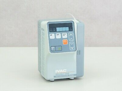 Infusion Pump IVAC 598 Volumetric Infusion Pump Fluid Administration