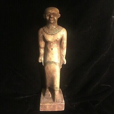 Egyptian  walking figure ? From Great Grandparents Collection !