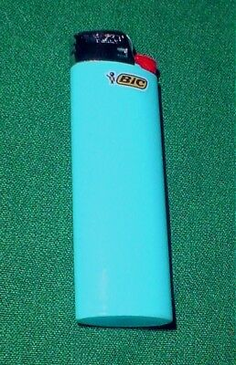 Bic Classic Full Size Lighter, Sky Blue, One Of The Nicest Colors, Brand New