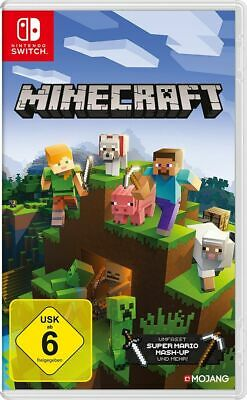 Minecraft  Switch - Nintendo 2520740 - (Nintendo Switch / sonstige / unsortiert