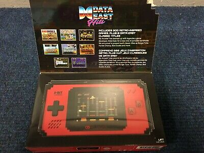 My Arcade Pixel Player Portable Handheld 300 Built-in Video Games/68660/BH