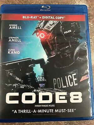 Code 8 Movie ** Canadian Digital Code **