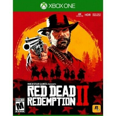 Red Dead Redemption 2 Xbox One(Digital Download/Leggi Descrizione)