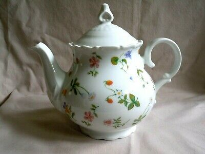 Baum Bros French Country Tea Set Service for Two Czechoslovakia