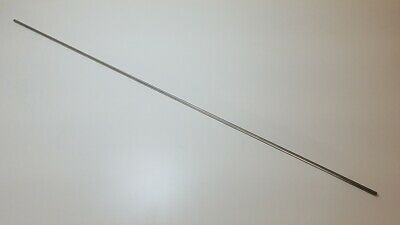"""1.0/"""" Nitronic 60 Stainless Steel Rod Bar Round Sold by Inch up 68.75/"""" WITH CERTS"""