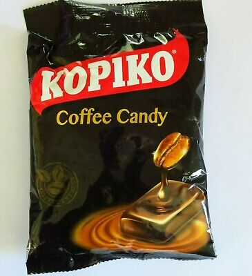 Kopiko Coffee Candy / Lollies ~ 6 x 150g bags ~ Coffee Extract ~ 300 pieces