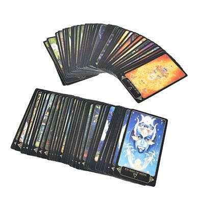 81 Dreams of Gaia Tarot cards Deck oracle vintage and book english Board Game