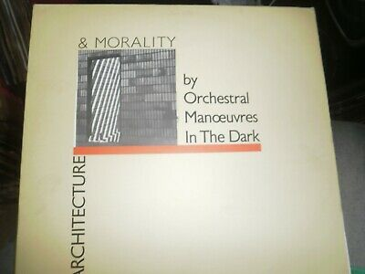 Orchestral Manoeuvres In The Dark - Architecture & Morality DID12 Vinyl LP