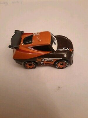 DISNEY PIXAR CARS MINI RACERS: XRS Tim Treadless.