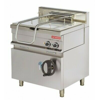 Arisco EP722 tilting brat pan . Electric . Used but Tested and cleaned