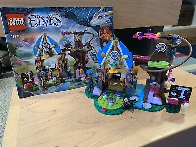 New Lego the Elves FLAG from Elvendale School of the Dragons set 41173