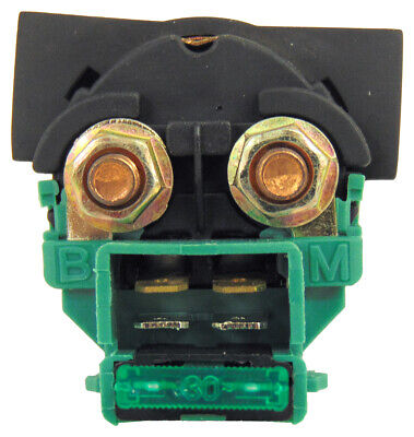 Starter Solenoid Relay For Honda Gl1200 Gold Wing Aspencade Interstate 1984-1987