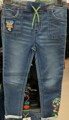 Boy's jeans Toy Story 4 Disney Official Sizes 3-4 to 7-8 years BNWT