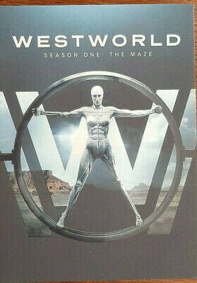 Westworld: The Complete First Season:The Maze (DVD)