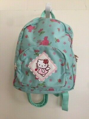Hello Kitty Kids Small Backpack Flower Sanrio