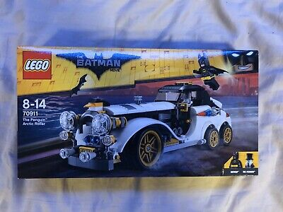 The Lego Batman Movie The Penguin Arctic Roller 70911 NEW