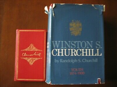 My African Journey by Winston Churchill and Vol I. Youth by Randolph Churchill