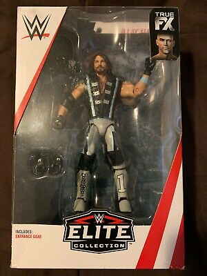 "AJ Styles-WWE Elite /""Top Talent 2019/"" Mattel Jouet Wrestling Action Figure"